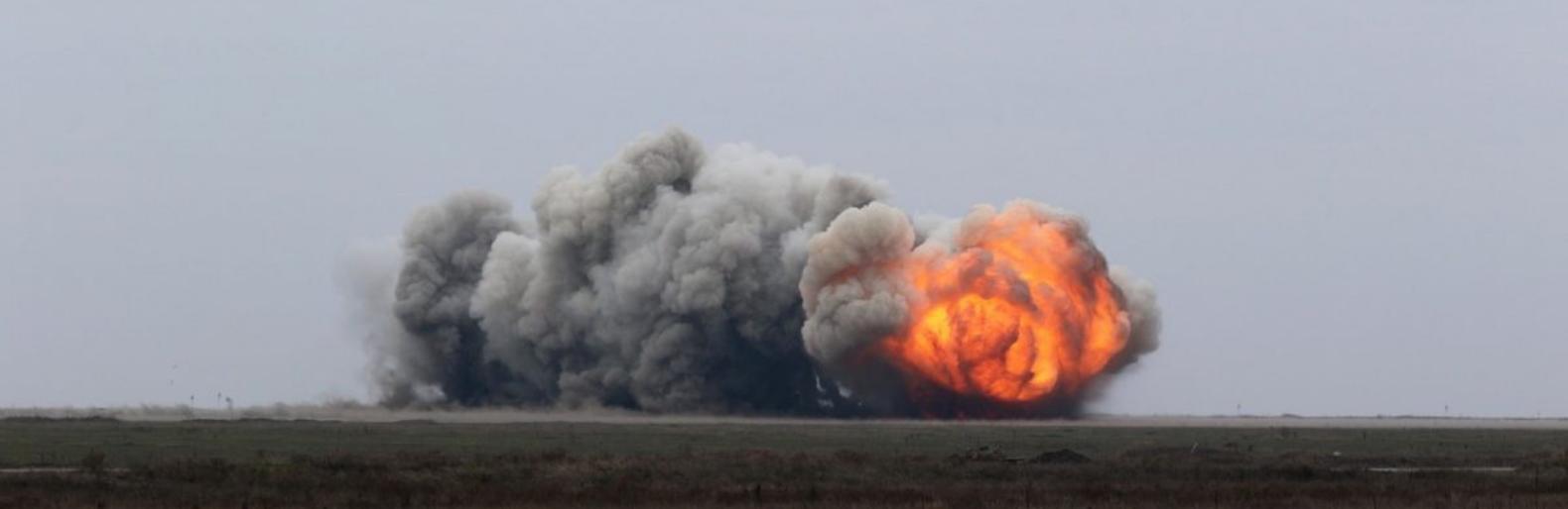 """На полигоне """"ШирЛан"""" под Николаевом в ходе учений испытали ракетные комплексы Javelin,- ФОТО"""